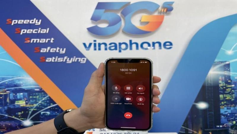 Dòng iPhone nào sử dụng được VinaPhone 5G?