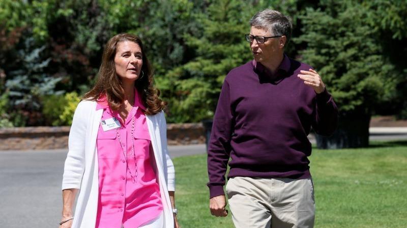 Vợ chồng Bill Gates ly hôn sau 27 năm chung sống