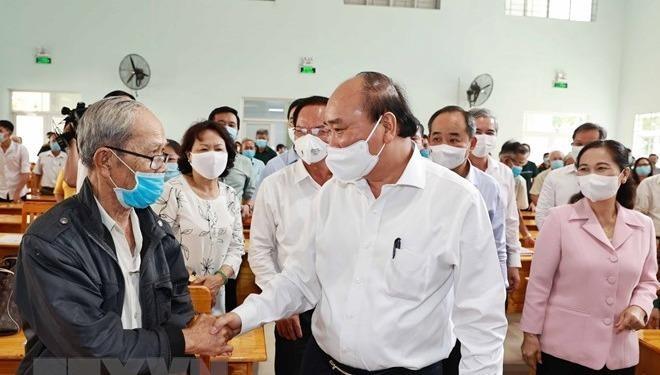 Chủ tịch nước: Thành phố Hồ Chí Minh phải là nơi thu hút tài năng trong và ngoài nước