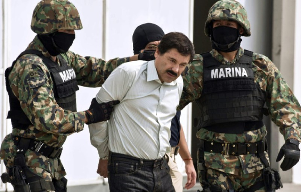 'Thần tượng' của các băng đảng ma túy bị kết án tù chung thân