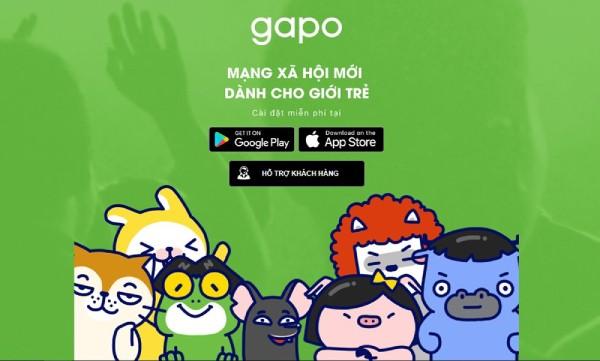 Vừa mới trình làng, 'Facebook phiên bản Việt' Gapo đã quá tải