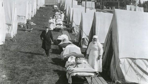 Người sống sót cuối cùng sau đại dịch cúm Tây Ban Nha lo lắng cảnh báo về Covid - 19