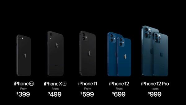Apple công bố iPhone 12 và iPhone 12 mini: Kỷ nguyên mới của iPhone 5G