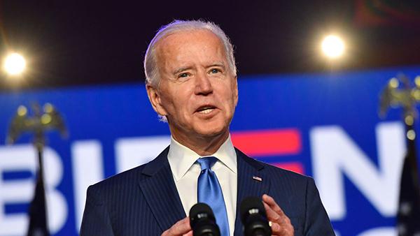 Ông Biden ra mắt lực lượng đặc nhiệm chống COVID-19