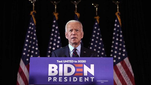 Hành trình tới Nhà Trắng của Joe Biden
