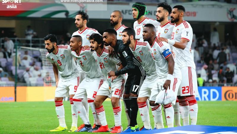 Đội bóng UAE