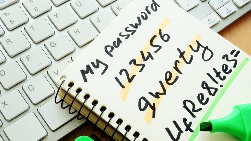 Top 5 mật khẩu tiềm ẩn nhiều rủi ro nhất năm 2019