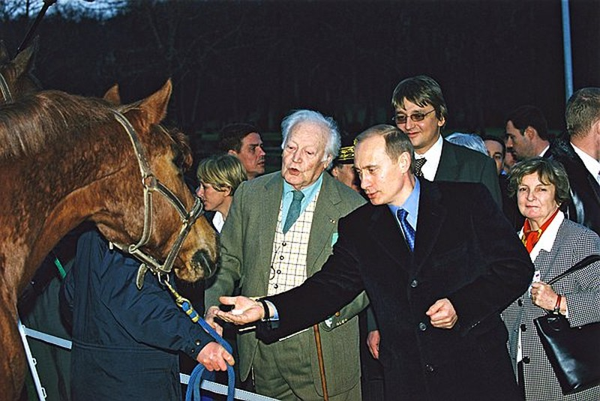 Loạt ảnh hiếm về Tổng thống Nga Vladimir Putin