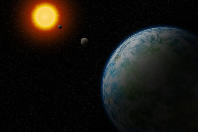 Phát hiện 2 siêu Trái Đất có thể tồn tại sự sống