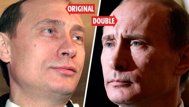 Tổng thống Nga Vladimir Putin nói về 'nghi án' người đóng thế