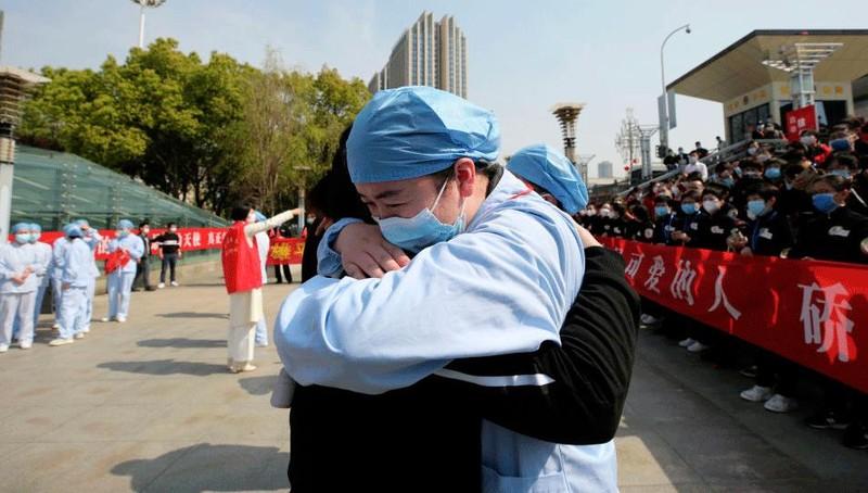 93% số bệnh nhân COVID-19 ở Trung Quốc đã bình phục