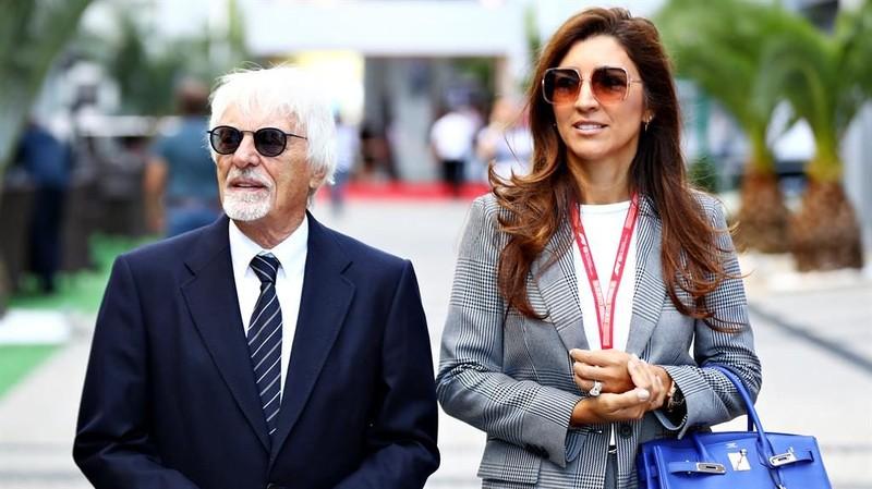 Cựu chủ làng đua F1 sắp đón con sơ sinh ở tuổi 89