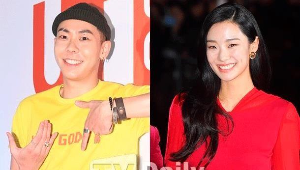 Rapper Loco hẹn hò chân dài Hàn kiều Stephanie khoảng 1 năm. Cặp đôi đã chia tay.