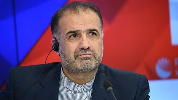 Đại sứ Iran tại Nga Kazem Jalali