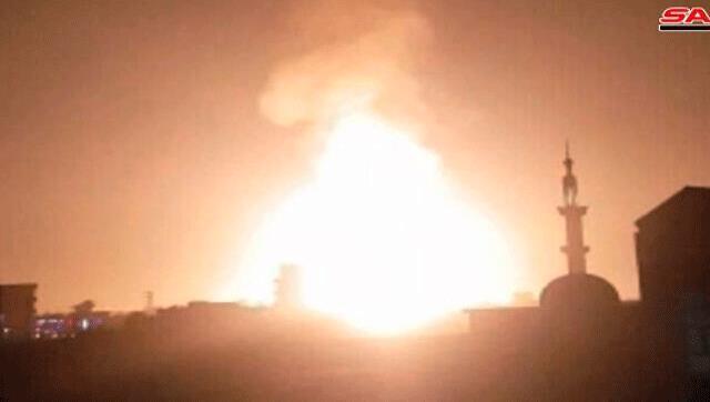 Vụ nổ làm cả Syria mất điện nhiều khả năng là khủng bố.