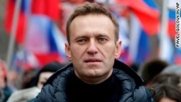 Ông Alexei Navalny.