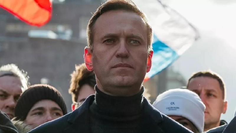 chính trị gia đối lập người Nga Alexei Navalny.