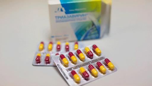 """Thuốc """"Triazavirin"""" rút ngắn thời gian diễn biến bệnh, giảm nhẹ nhiều triệu chứng."""