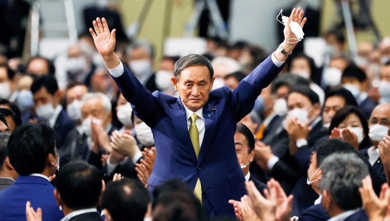 Nhật Bản chính thức có Thủ tướng mới