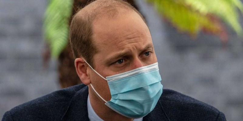 Hoàng tử William.