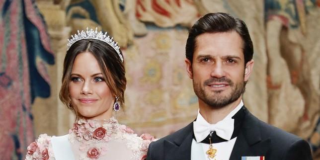 Hoàng tử và Công chúa Thụy Điển mắc Covid-19