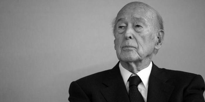 Ông Valéry Giscard d'Estaing.