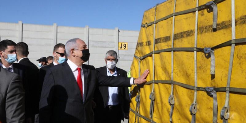 Israel triển khai chương trình tiêm chủng từ ngày 27/12