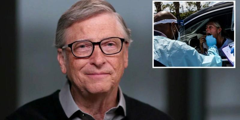 Theo Bill Gates, tình trạng tự cách ly của Mỹ sẽ tiếp tục cho đến năm 2022.