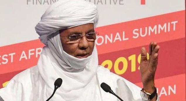Thủ tướng Niger Brigi Rafini.