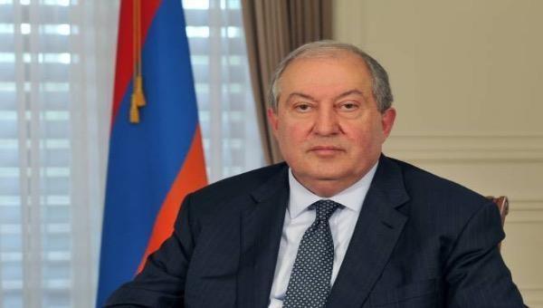 Tổng thống Armenia mắc Covid-19 tại Anh