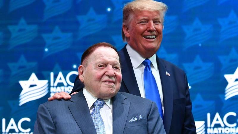 Nhà tài trợ kỷ lục cho Donald Trump qua đời