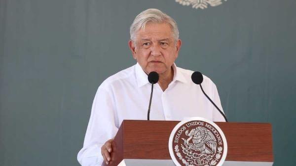 Tổng thống Mexico Andres Manuel Lopez Obrador.