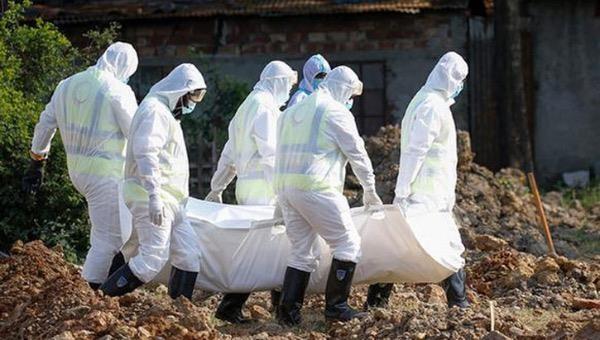 Châu Phi ghi nhận hơn 100.000 ca tử vong do Covid-19