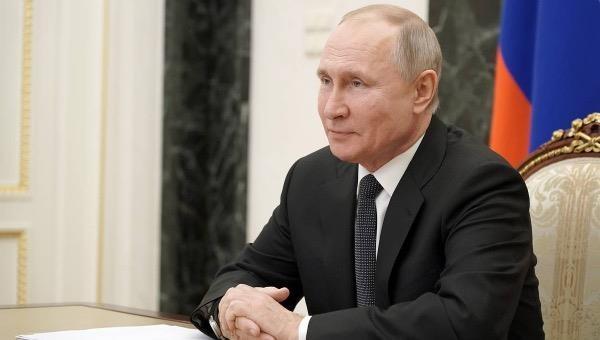 Ông Putin tặng Huân chương Hữu nghị Liên bang Nga cho đại diện Tổng thống Congo