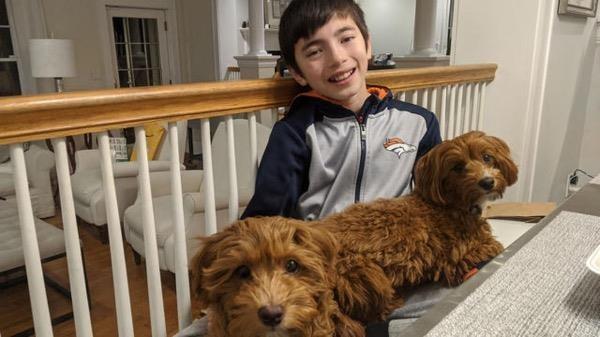 Cậu bé 12 tuổi giúp hơn nghìn người được tiêm vắc-xin COVID-19