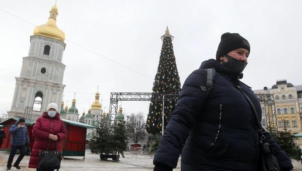 Ca nhiễm COVID-19 của Ukraine vượt quá 1,5 triệu