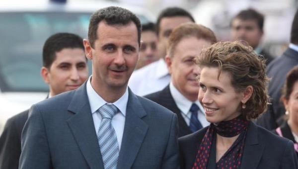 Tổng thống Syria và phu nhân hồi phục sau COVID-19