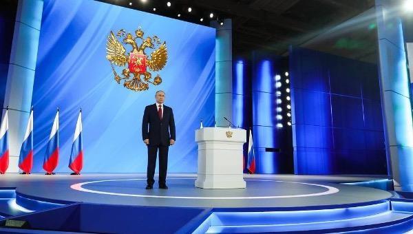 """Tổng thống Vladimir Putin sẽ đọc thông điệp liên bang trước quốc gia """"thời đại mới"""""""