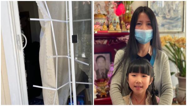 Gia đình gốc Việt ở Mỹ bị cướp toàn bộ gia sản