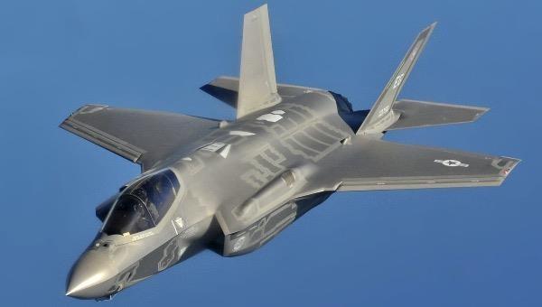 Máy bay F-35 lightning II.