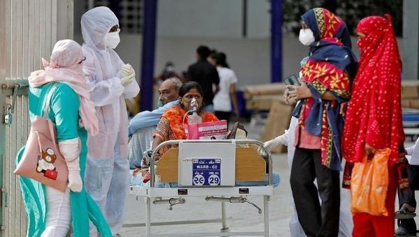 Ấn Độ báo cáo thêm 200.739 ca nhiễm COVID-19 trong 24 giờ qua.