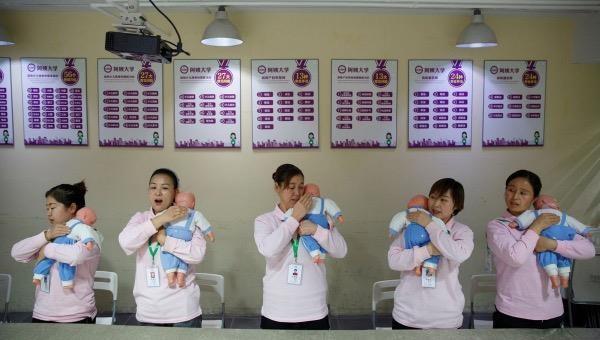 Trong 5 năm tới, mức sinh ở Trung Quốc có thể giảm xuống 10 triệu người/năm
