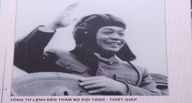 Triển lãm 103 bức ảnh về Đại tướng Võ Nguyên Giáp