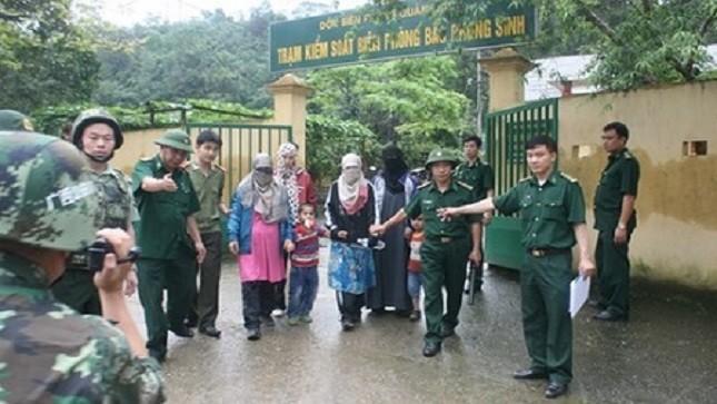 Vụ 7 người chết ở cửa khẩu Quảng Ninh, không phải khủng bố
