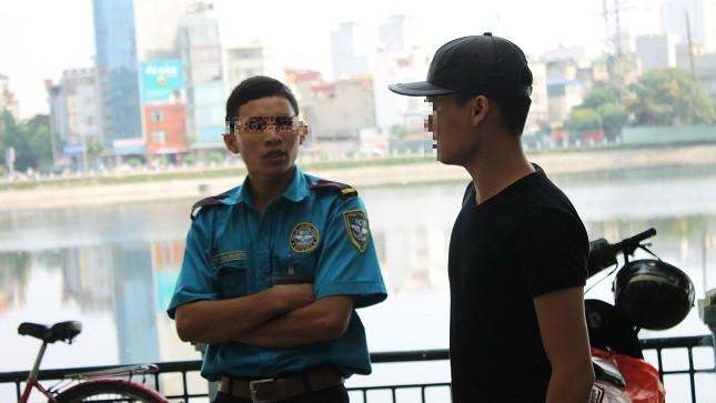 Sự thực về việc hàng loạt nữ sinh bị cướp ở hồ Hoàng Cầu