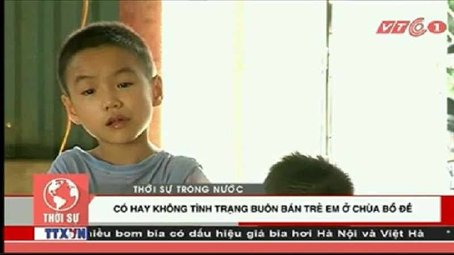 Gặp nhà báo có loạt bài viết phanh phui vụ buôn bán trẻ em ở chùa Bồ Đề