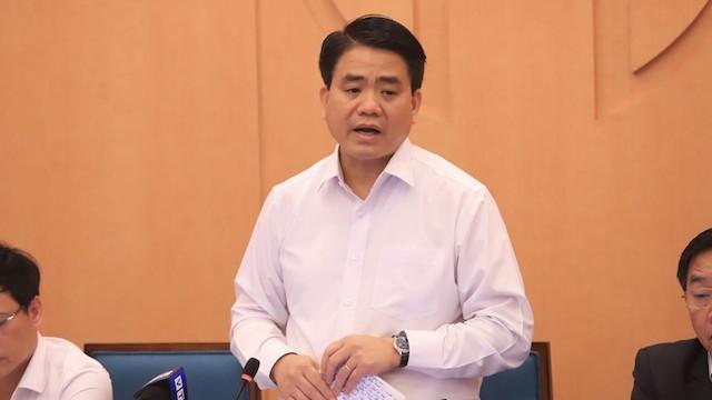 Chủ tịch Nguyễn Đức Chung: Cô gái 26 tuổi nhiễm Covid-19 không dự khai trương Uniqlo