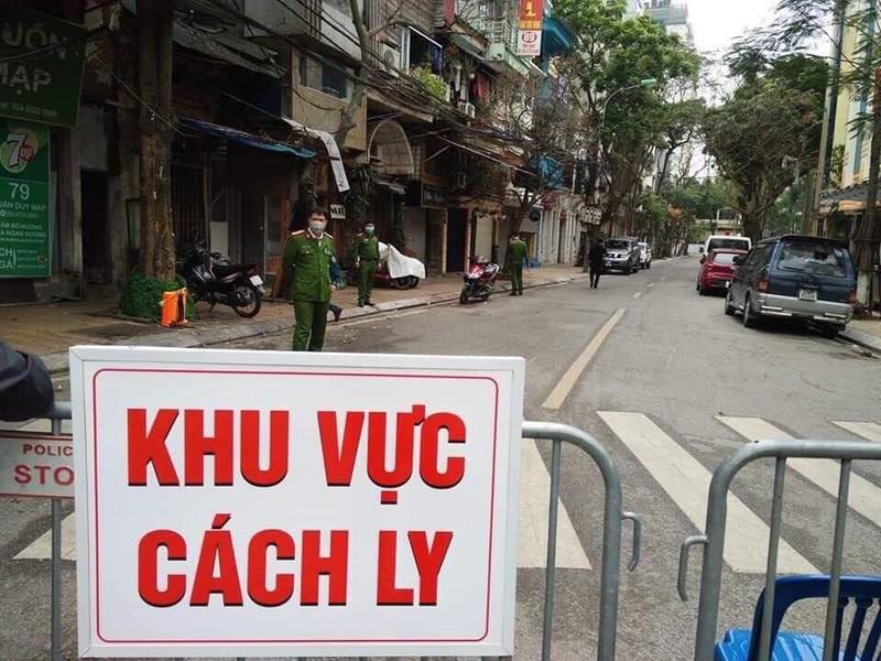 Việt Nam phát hiện thêm 8 ca nhiễm Covid-19 mới