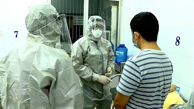 Thông tin 8 bệnh nhân người nước ngoài trên cùng chuyến bay VN54 nhiễm Covid -19