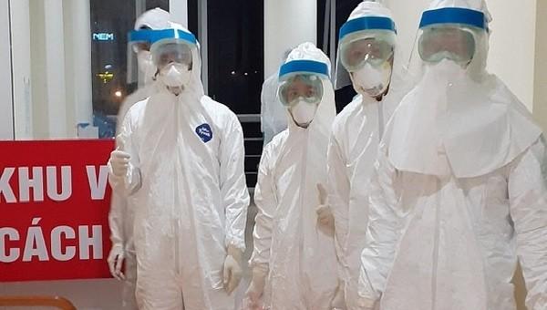 Bệnh nhân thứ 39 nhiễm Covid-19 cư trú tại Cầu Giấy, Hà Nội
